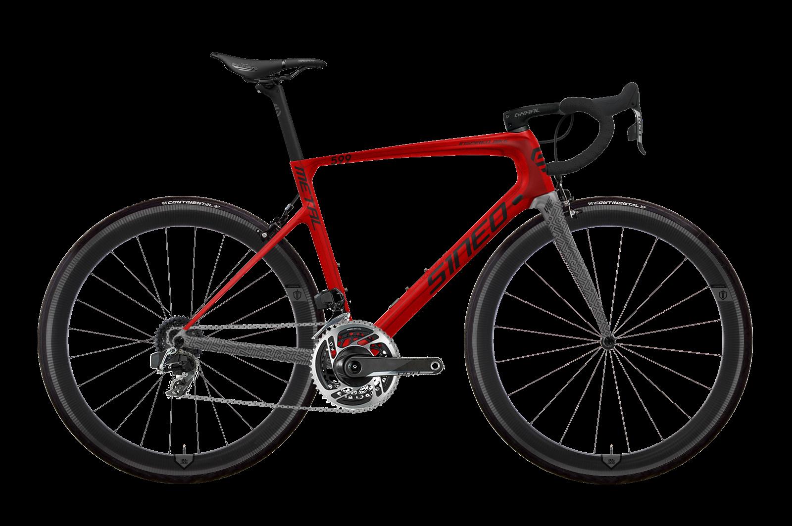 599 Metal - Sram Red AXS eTap