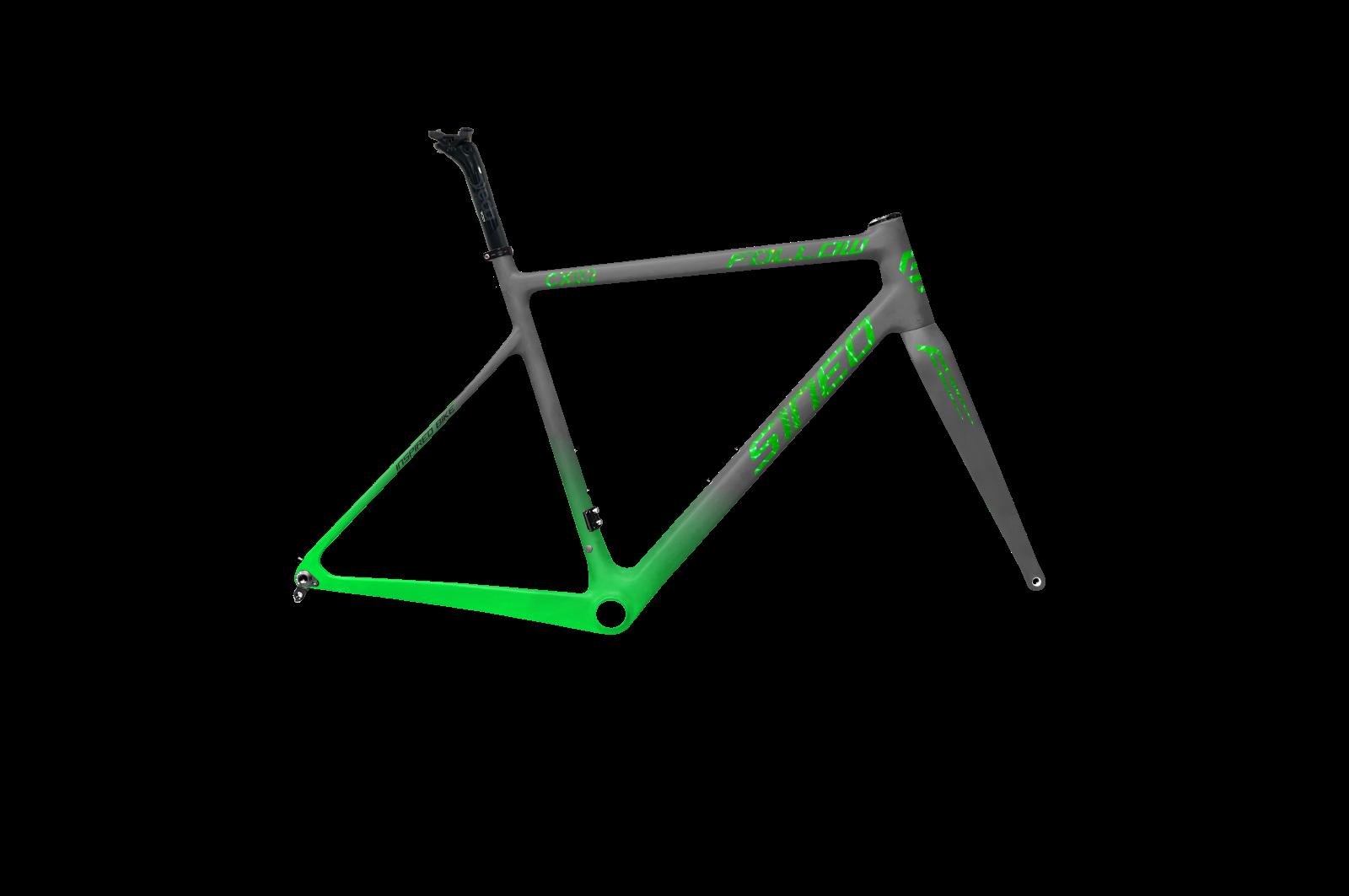 CX02 Follow Green Motion